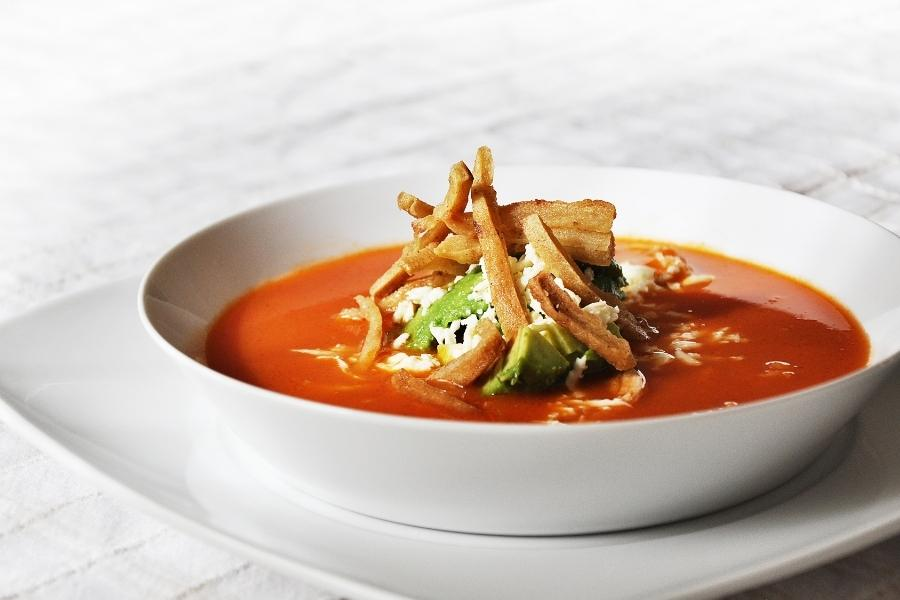 what is Tortilla soup