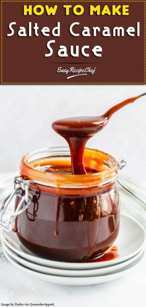 How to Make Salted Caramel Sauce