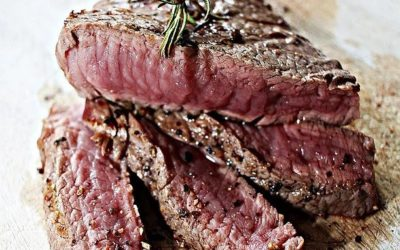 Garlic Brown Butter Roasted Beef Tenderloin