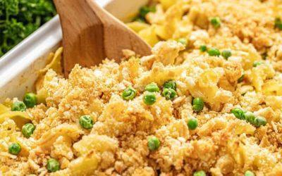 Best Cheesy Chicken Casserole