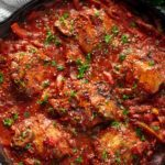 Authentic Italian Chicken Cacciatore