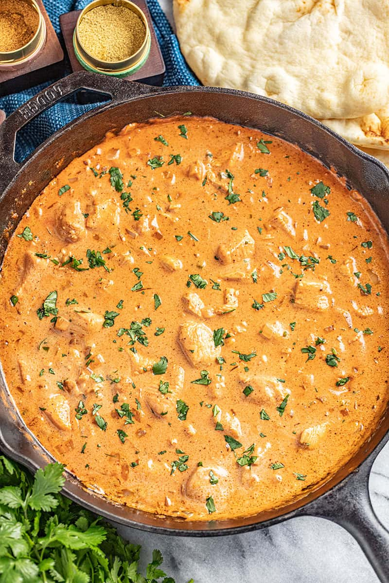 30-Minute Indian Butter Chicken