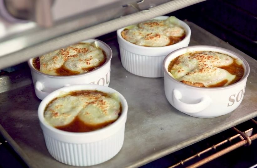 How To Make Classic French Onion Soup